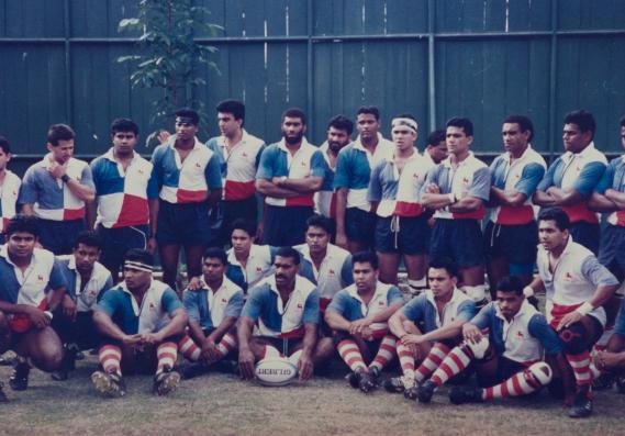Kandy Sports Club Rugby Team 1994