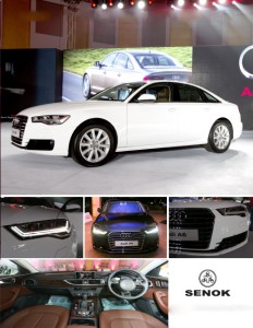 Audi A6 Car
