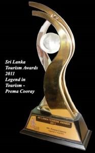 Sri Lanka Tourism Award 2011, Legends in Tourism-Prema Cooray