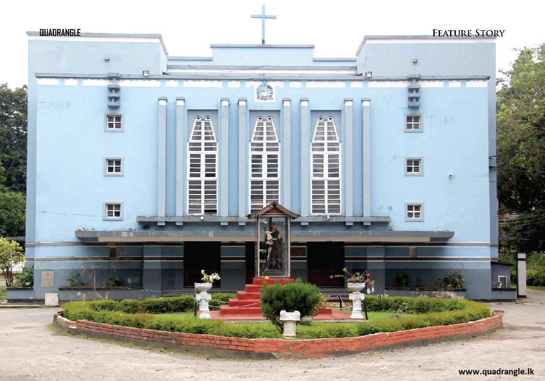St. Anthony's College Katugastota, Kandy.