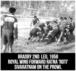 Bradby 2nd leg 1958